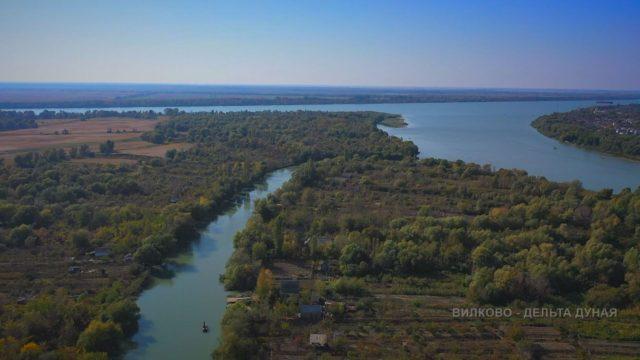 Вилкове — Дельта Дунаю