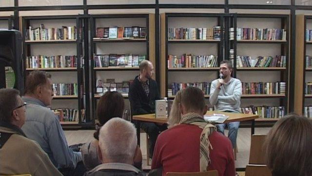 Intellectuarium Odessa. Зустріч з українським філософом Тарасом Лютим