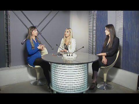 Тина Бархан и Анна Зайцева / 14 октября 2019