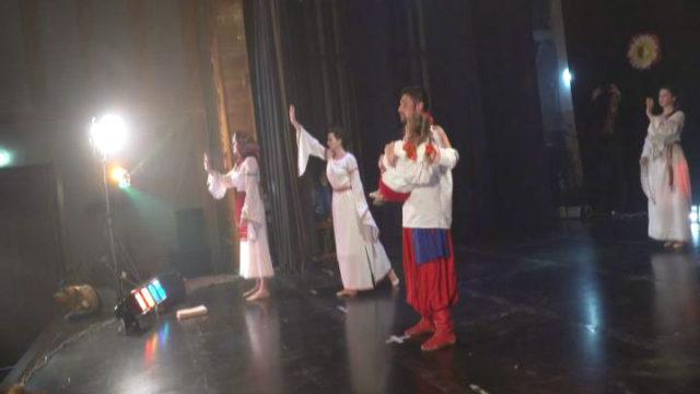 Про кохання та війну. Концерт-вистава «Козацька легенда»