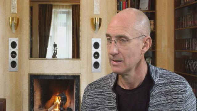 Режисер і актор Геннадій Скарга