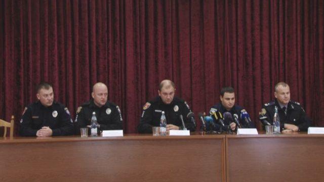 Олександр Гостіщев — новий начальник Патрульної поліції області