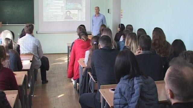 Туризм в Одесі. Лекція Олександра Бабича в ОНАХТ