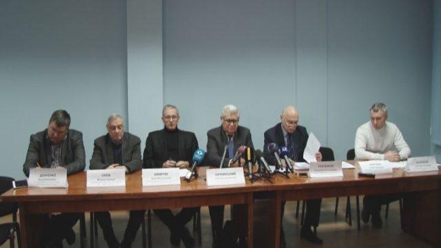 Комісія НАН України про наслідки пожежі