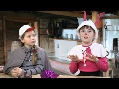Качечка крячечка і дівчинка хвилинка // Частина І