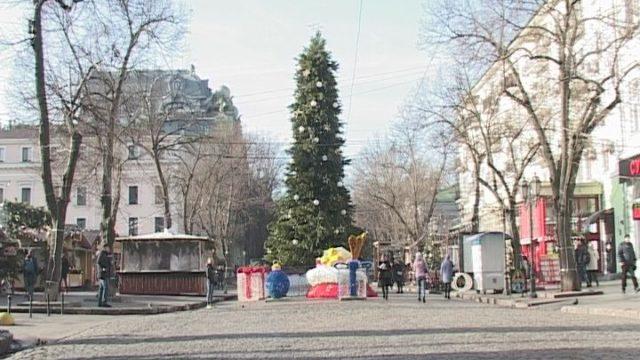Зимові свята: як готуються зустрічати Новий рік одесити?