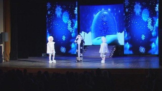 Український театр: новорічна казка для дітей Одеської області