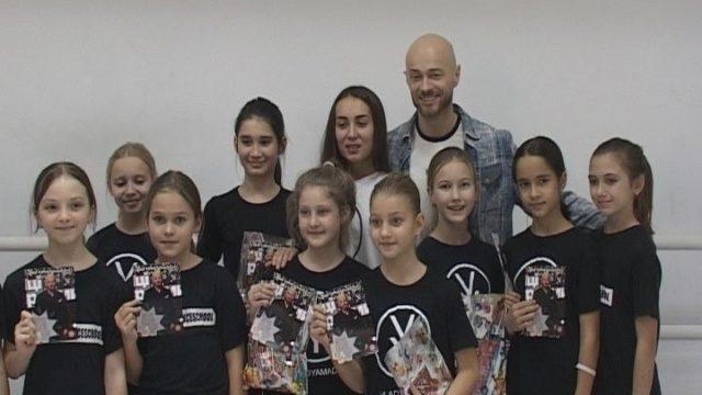 Розкрий свій талант: відкритий урок танцювальної школи Влада Ями