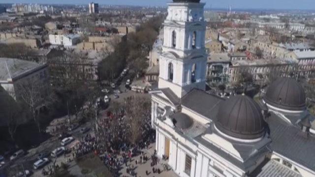 ТЄО — 513 Ведучий — протоієрей Димитрій Владіміров