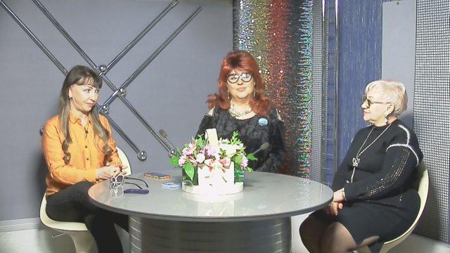 Ирина Чермаш и Людмила Грицькова / 12 марта 2020