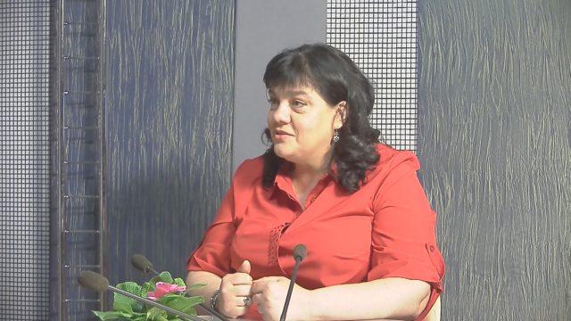 Инна Дуковская / 09 марта 2020