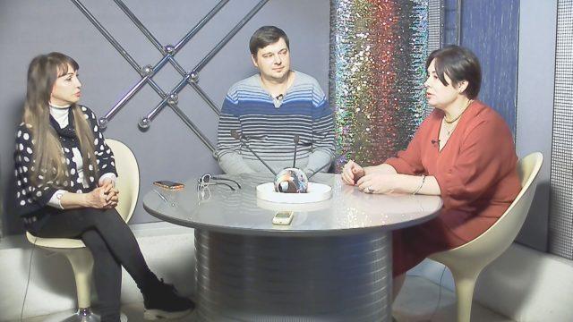 Алла Калеева и Виталий Синенко / 02 апреля 2020