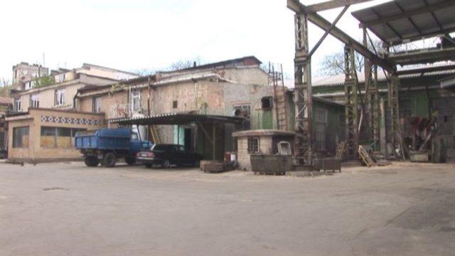 Спроба рейдерів захопити одеський завод