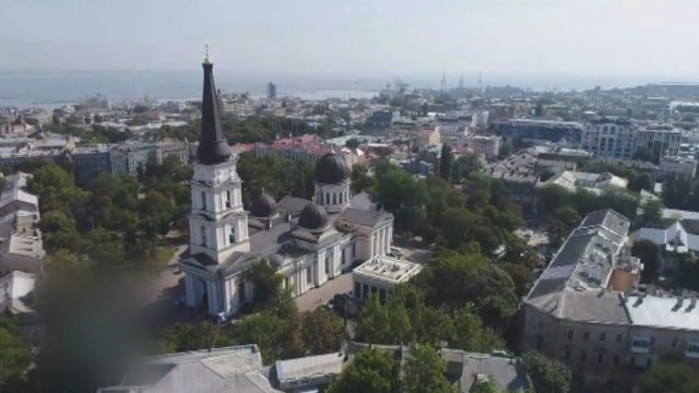 ТЄО — 524 Ведучий — протоієрей Костянтин Бацуєв
