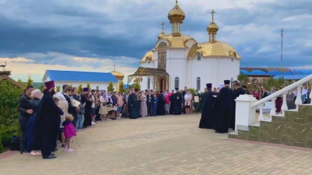 ТЄО — 527 Ведучий — протоієрей Димитрій Владіміров