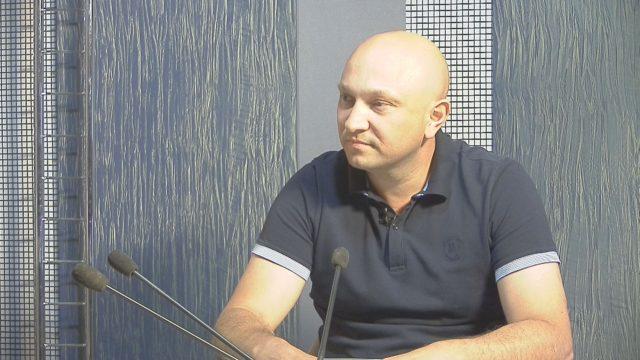 Дмитрий Ушаков / 13 июля 2020