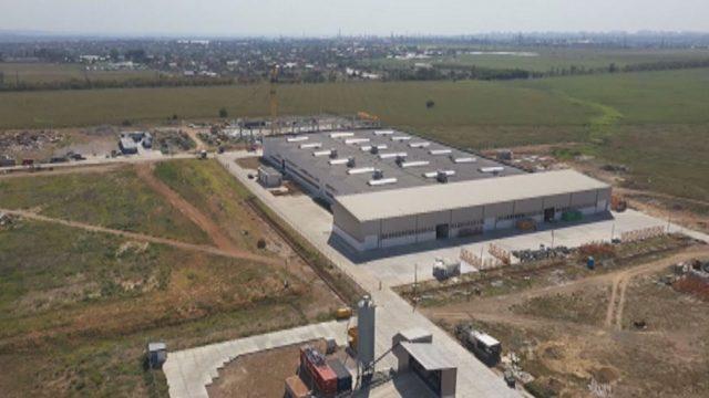 Компанія «Будова» будує новий завод в Усатово
