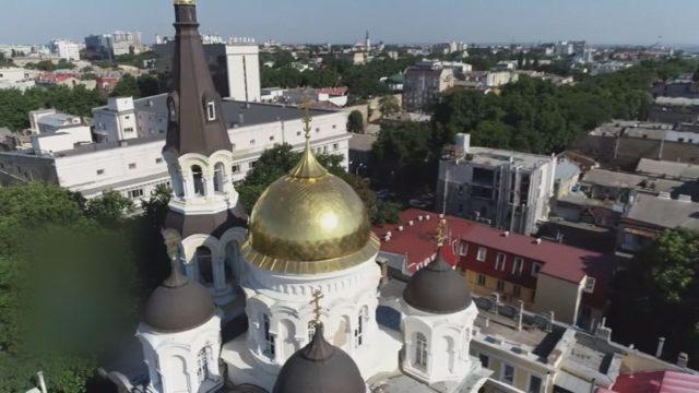 ТЄО — 534 Ведучий — протоієрей Димитрій Владіміров