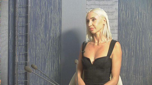Юлиана Панкова / 31 августа 2020