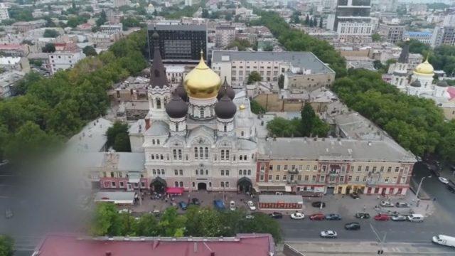 ТЄО — 537 Ведучий — протоієрей Сергій Поляков