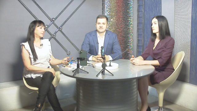 Анна Бричка и Денис Бричка / 21 сентября 2020