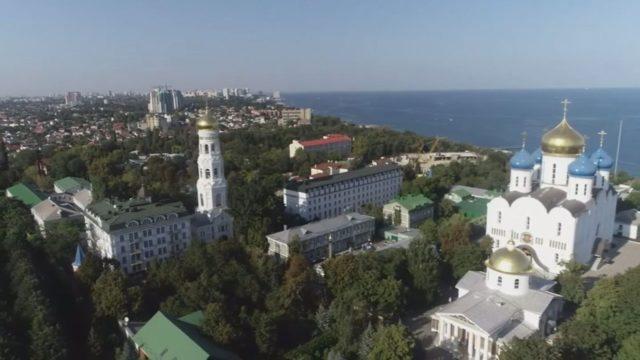 ТЄО — 540 Ведучий — протоієрей Костянтин Бацуєв