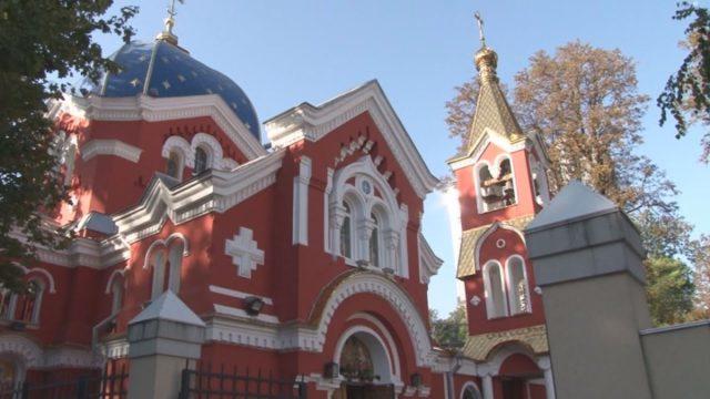 ТЄО 541 Ведучий — протоієрей Димитрій Владіміров