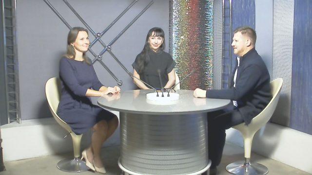 Марина Викаренко и Денис Храмцов / 22 октября 2020
