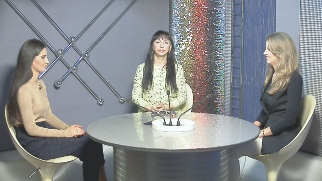 Алиса Самойленко и Карина Братко / 01 октября 2020