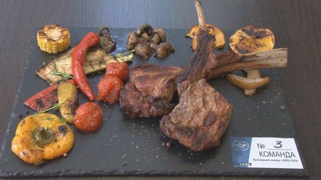 Зірковий «BBQ-2020» в ОНАХТ