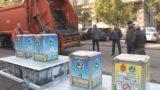 Проект встановлення нових підземних контейнерів для сміття  — в дії!