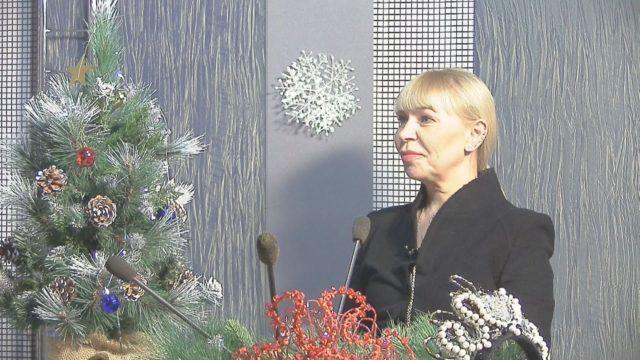 Юлия Оразмурадова / 24 декабря 2020