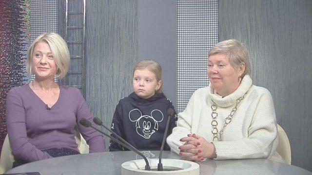 Елена Яловая и Светлана Герасименко / 14 января 2021