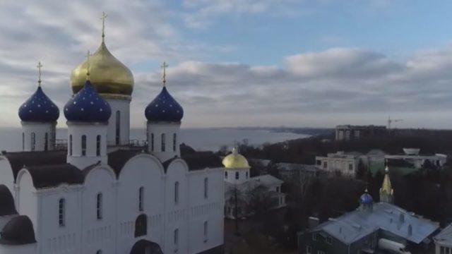 ТЄО 563  Ведучий — протоієрей Сергій Поляков