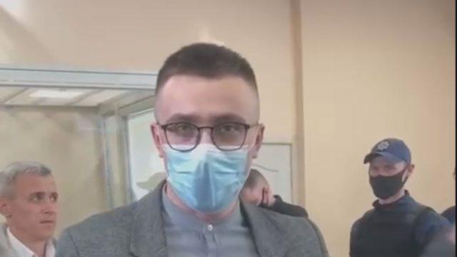 Активіста Стерненка засудили до 7 років ув'язнення