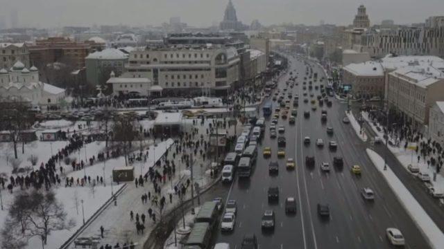 Арешт Навального: чи стежать одесити за подіями в Росії?