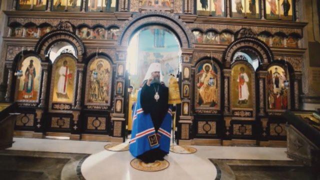 ТЄО 569 Ведучий — священик Богдан Кирничний