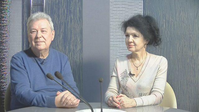 Алексей Порошин и Оксана Порошина / 04 марта 2021