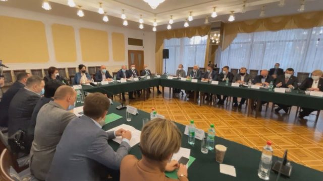 Виїзне засідання Комітету Верховної Ради