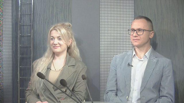 Александр Шестопалов и Ирина Шестопалова / 12 апреля 2021