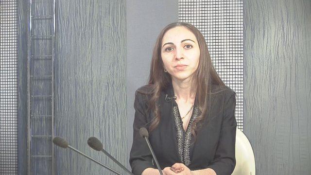Ксения Степанова / 15 апреля 2021