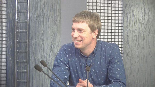 Дмитрий Попок / 19 апреля 2021