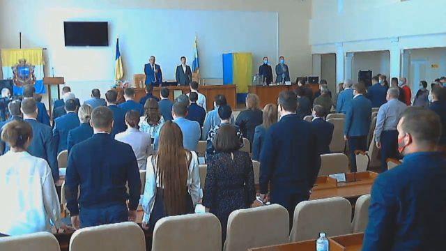На порядку денному: позачергова сесія Чорноморської міської ради