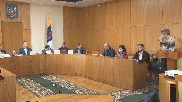 Напередодні сесії Одеської облради