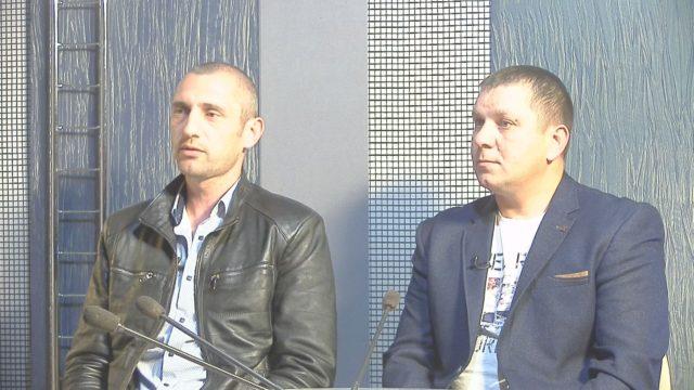 Артем Лабунец и Владимир Байда / 17 мая 2021