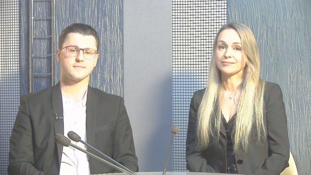 Ольга Соручан и  Александр Созанский / 20 мая 2021