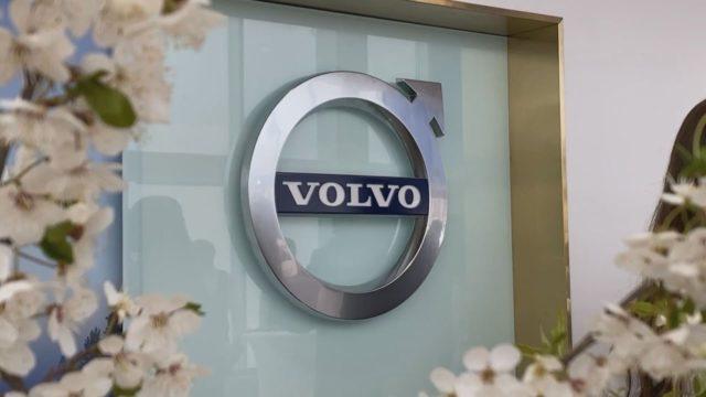 Новий автосалон Volvo в Одесі