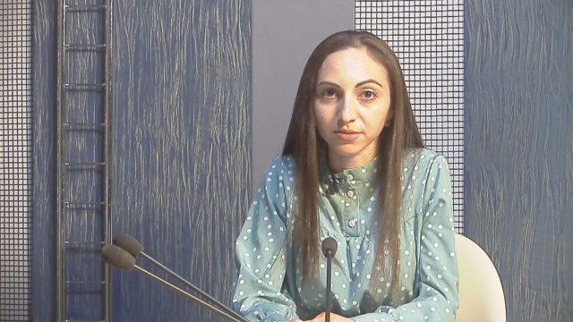 Ксения Степанова / 17 июня 2021