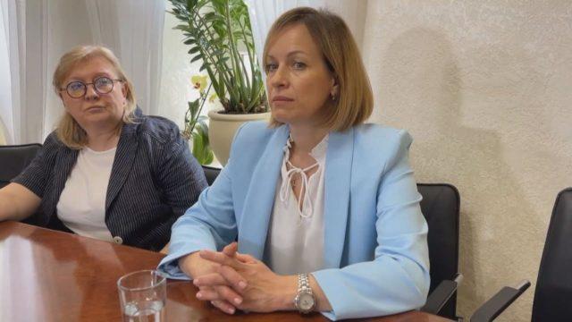 Робочий візит міністра соціальної політики України