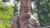 Урочисте відкриття: Новий пам'ятник покровителю медиків